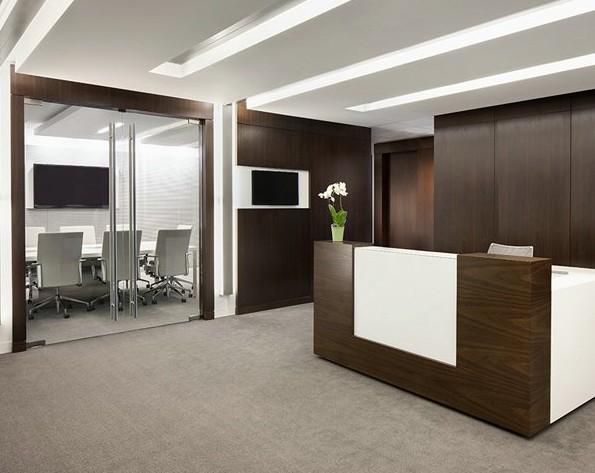 cctv办公室室内设计
