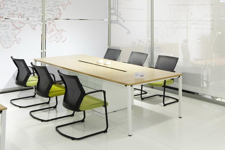 板木会议桌-HYZ14