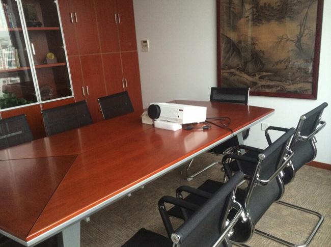 樱桃木系列会议桌-诗敏办公家具