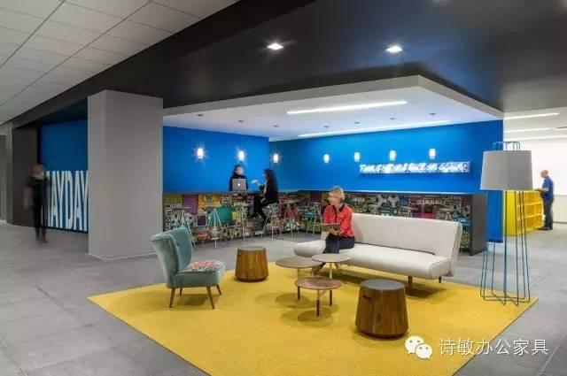 办公室装修家具颜色怎么搭配