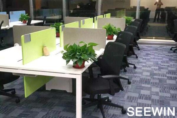 员工办公位|上海办公家具厂
