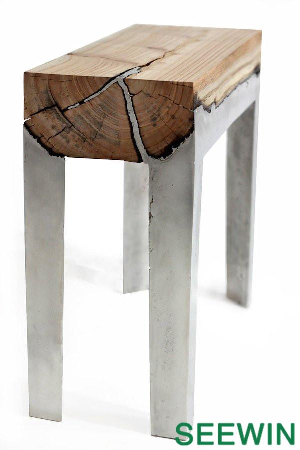 的原木家具摩登设计