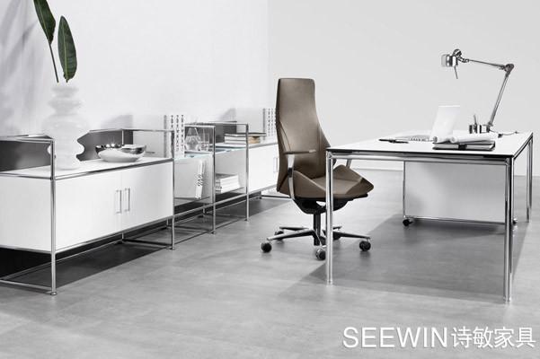 老板办公桌|工业风家具
