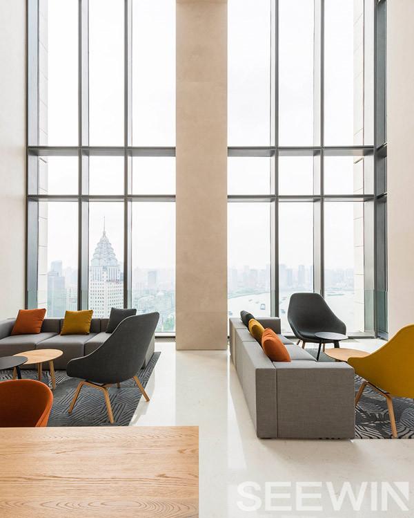 创意休闲区|上海办公家具厂图片