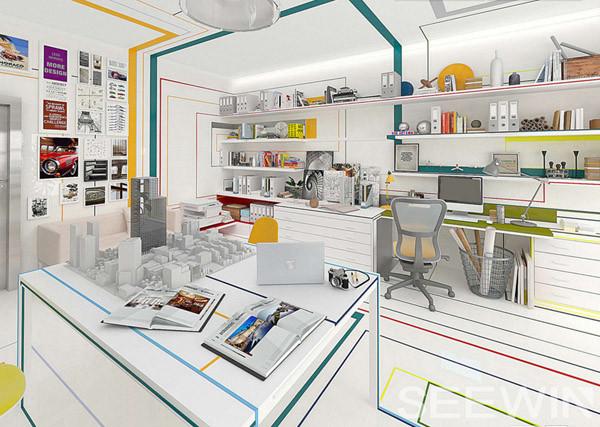 创意办公家具|上海办公家具设计图片
