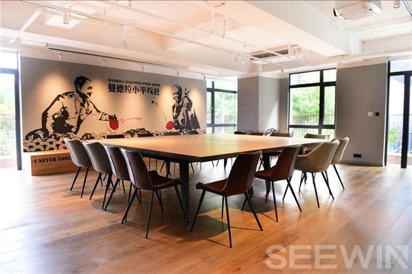 创意会议桌|上海办公家具设计图片