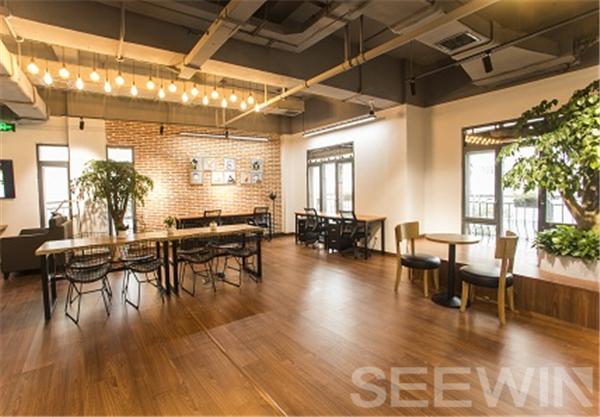 上海有哪些众创空间办公室租赁?|上海环保办公家具