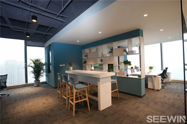 行业新闻 根据行业定制设计办公空间  以大胆且有趣的视觉效果来打造