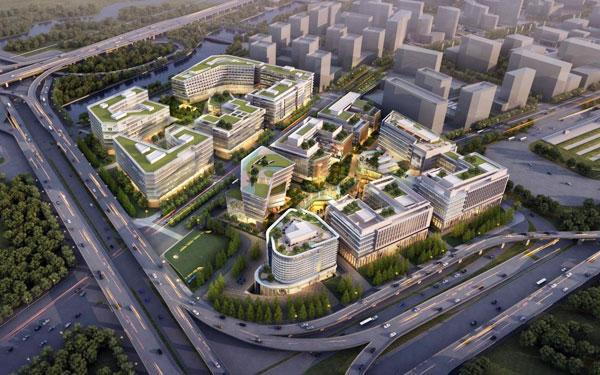 上海虹桥国际商务广场