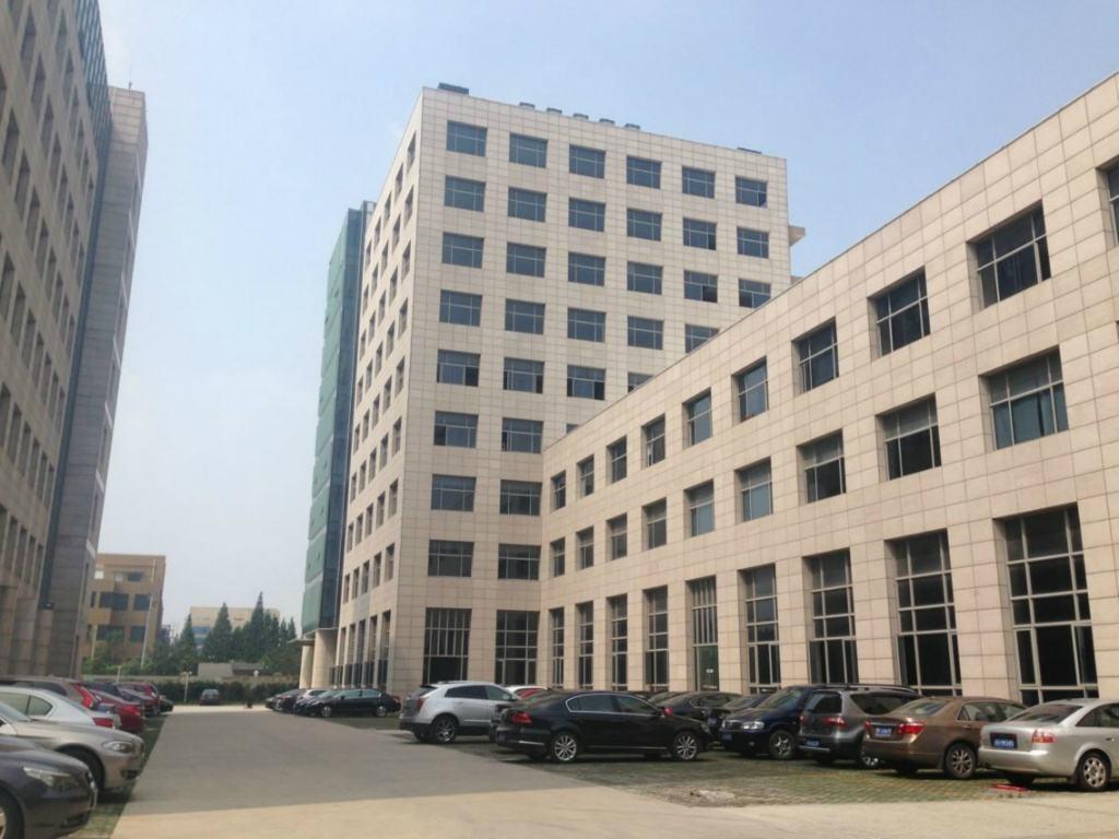 上海银石科技商务园区