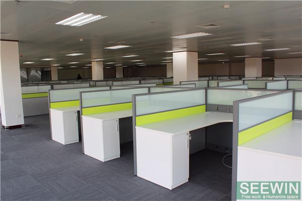 办公家具行业在二三线城市逐渐势大