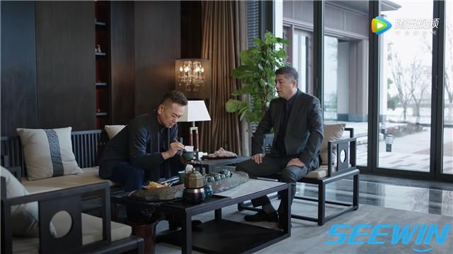 新中式万博体育官方下载沙发