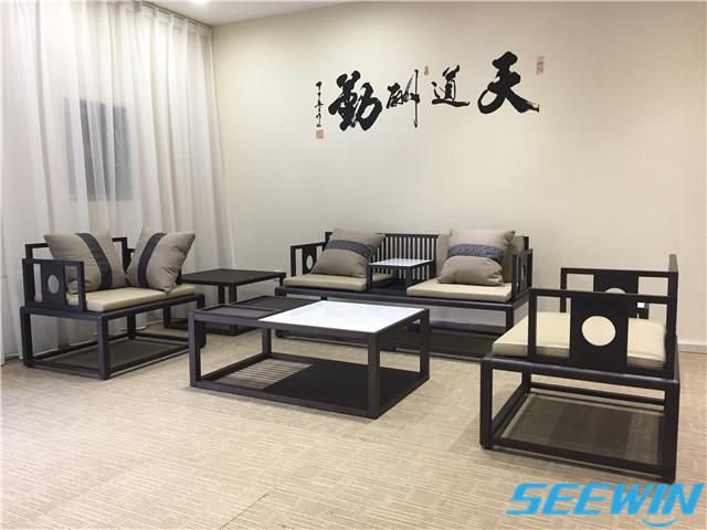 新中式休闲沙发