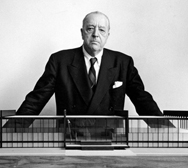 密斯·凡德罗(Ludwig Mies van der Rohe)