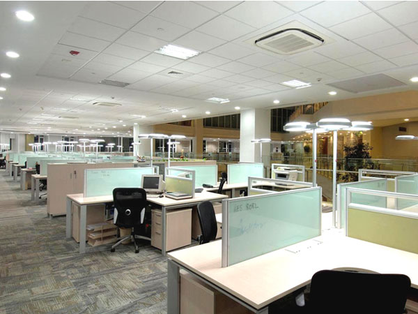 CRISIL Mumbai India, Staff area