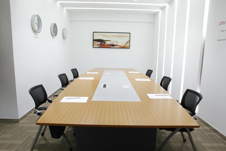 会议桌实景展示图02