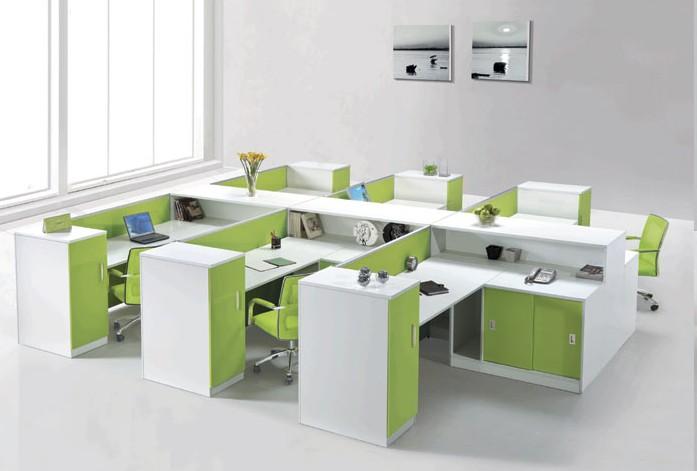 詩敏辦公家具的屏風工作位系列介紹