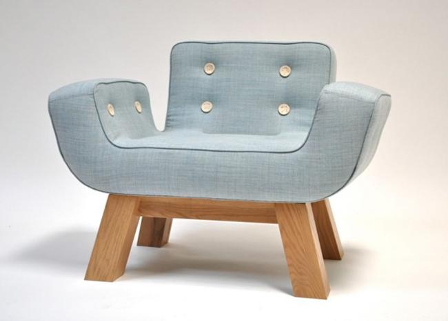 Yellow Diva经典设计作品展示——M系列椅子