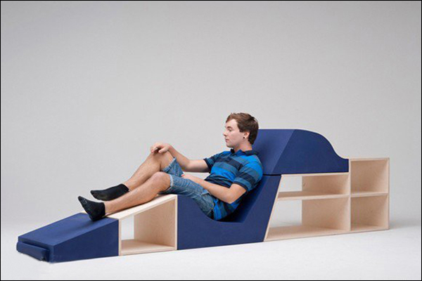 拼出最舒适的休闲空间!bi silla 座椅就是这么任性!