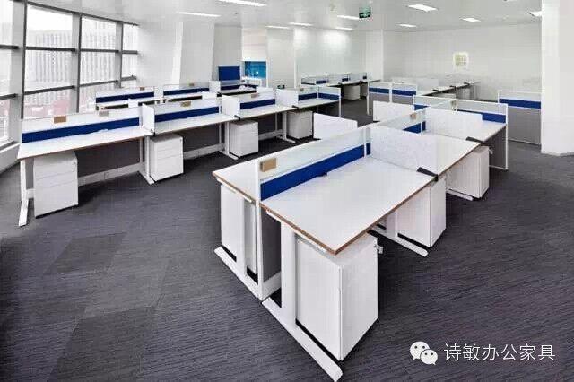 现代科技感的阿尔斯通办公室家具设计