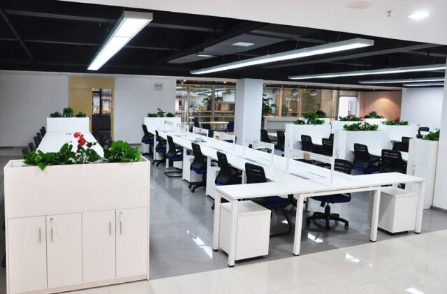 时捷环保科技发展有限公司——上海诗敏办公家具成功案例