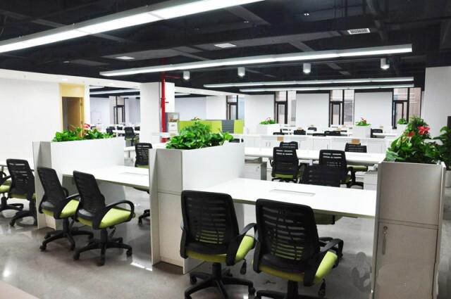 时尚办公室家具空间设计6大要素