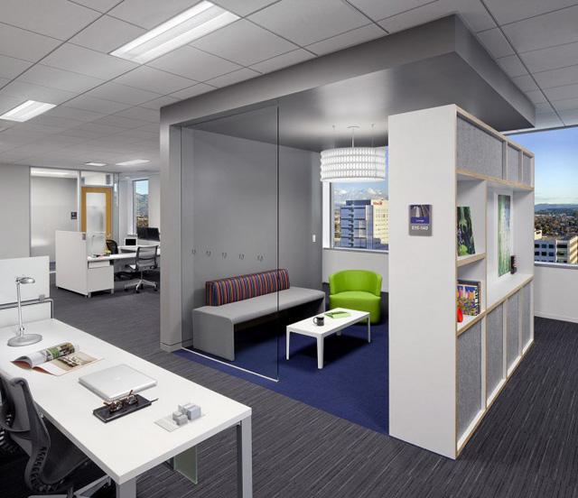 盘点2014年令人印象深刻的十大办公空间