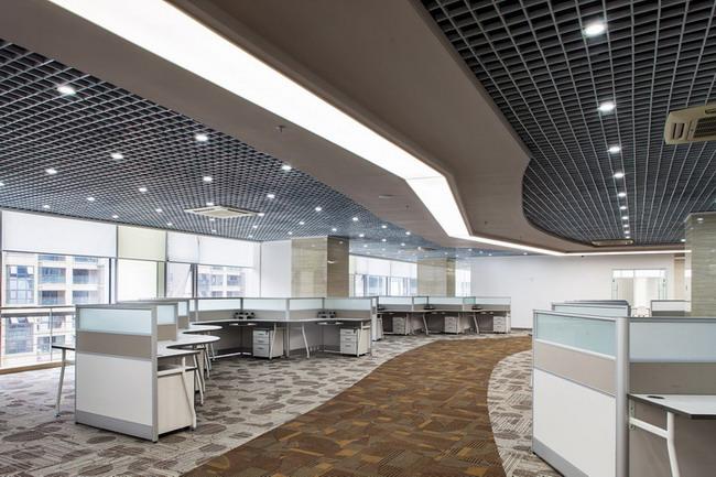 延伸感时尚办公家具设计,让空间无限大