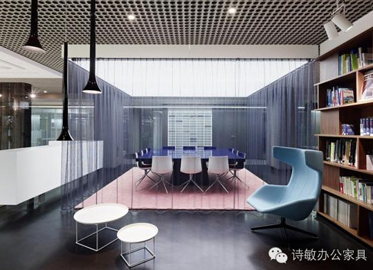 这样设计时尚办公家具,也是走心了啊!
