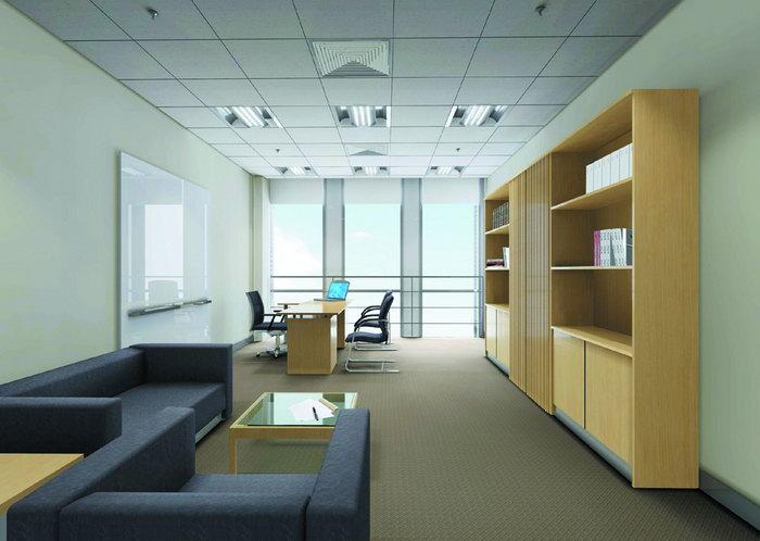 如何打造简约上海办公家具