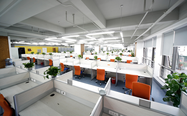 舒适办公室家具打造快节奏工作!