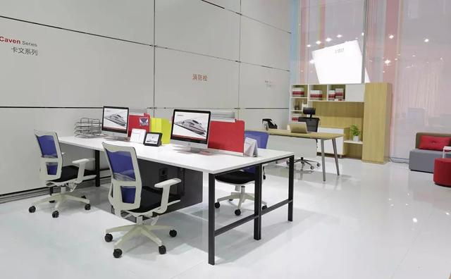 办公室家具理性的设计与感性的优雅!