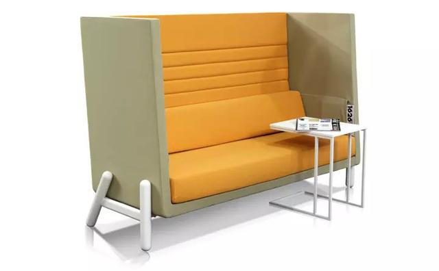 软装让办公室家具更精致
