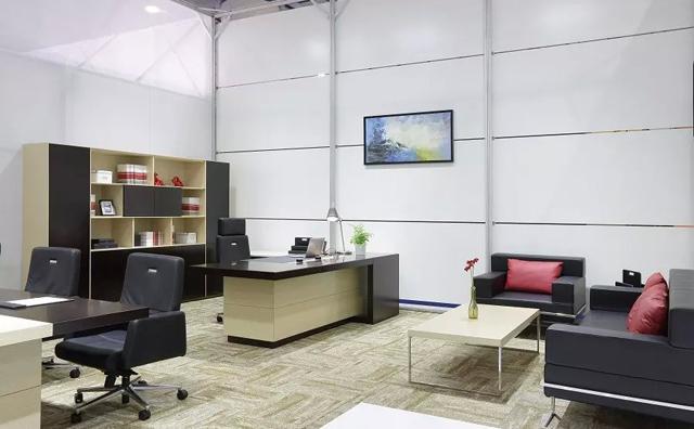 科技智能让办公室家具更时尚