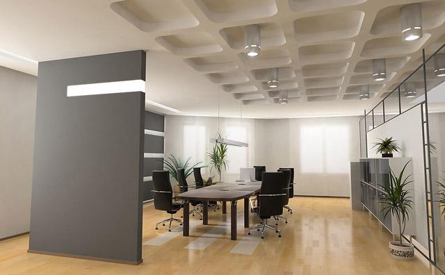 选对办公家具弱化噪音,提高办公效率
