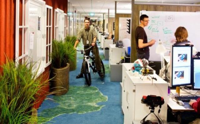 2015最屌办公家具风格大盘点