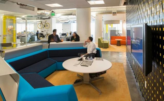 公共区域设计,未来办公空间最潮之地