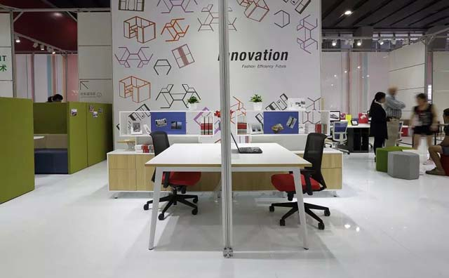 2015广州办公家具博览会新潮流趋势
