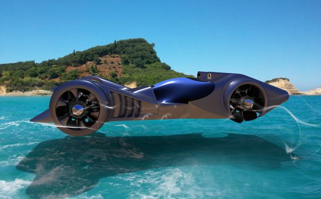 世界末日来了?不怕,新世界未来车,带你装逼带你飞!