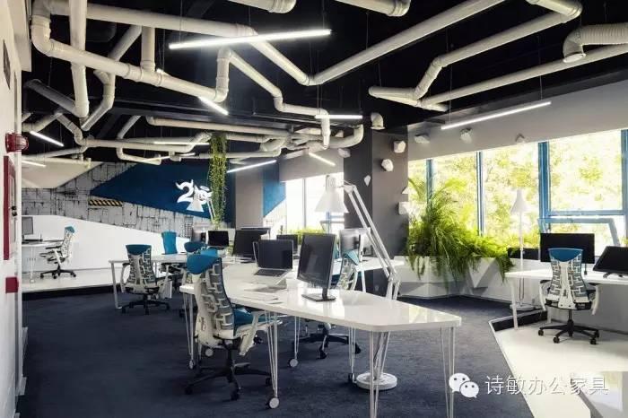 办公室家具设计什么最重要!
