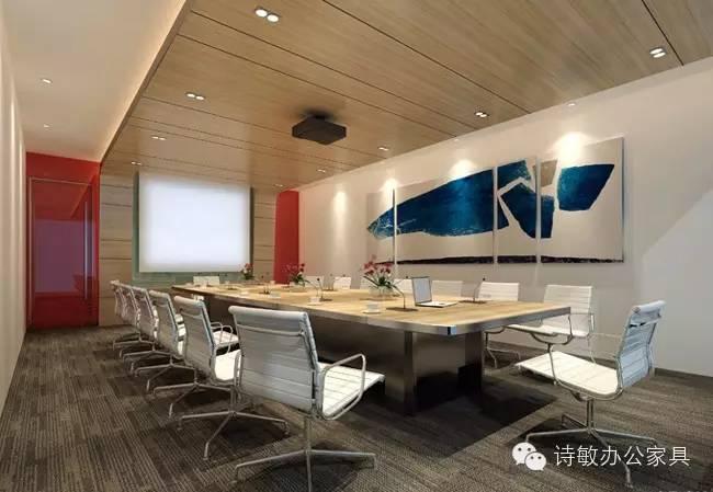 定制办公家具打造系统办公空间