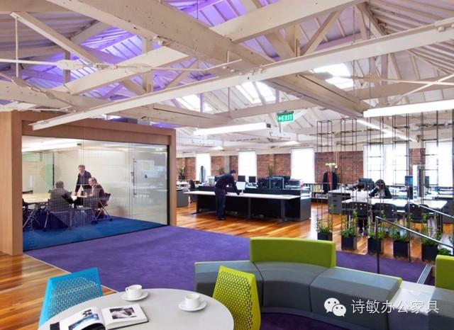 如何让打造像家一样的办公环境