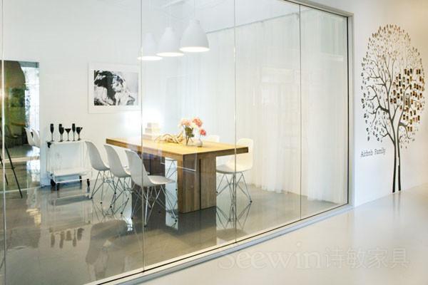以不变幻万变,办公家具设计就是这么牛!