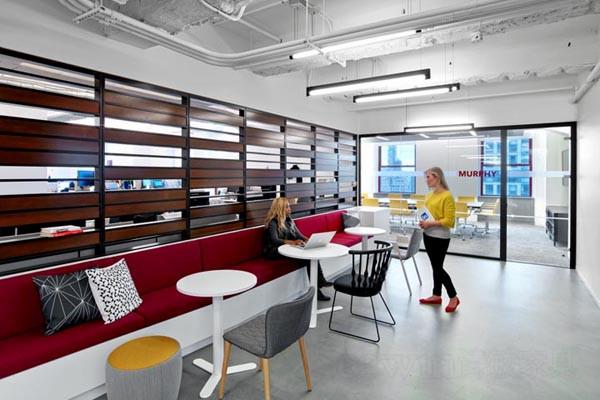 以差异变化而达到完美统一的办公家具设计