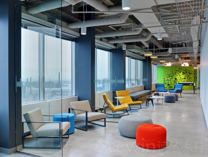办公家具必须兼顾两大基本性质—功能性与艺术性