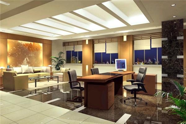 办公家具体验馆设计过程中应更具人性化
