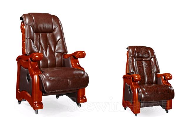 办公家具设计之大班椅的特点分析