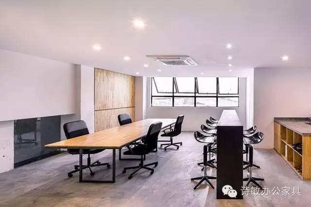 科技与实用功能才是未来办公家具设计走向