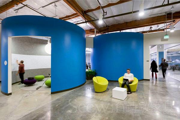 搭配办公室家具颜色时需注意哪些问题?