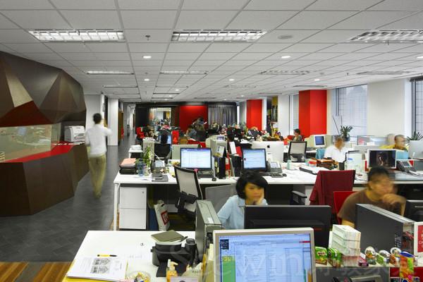 办公室的生态绿化你搞好了么??